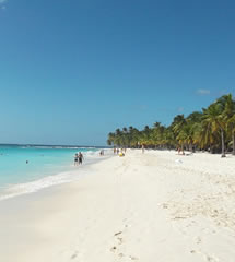 Santo Domingo's Beaches